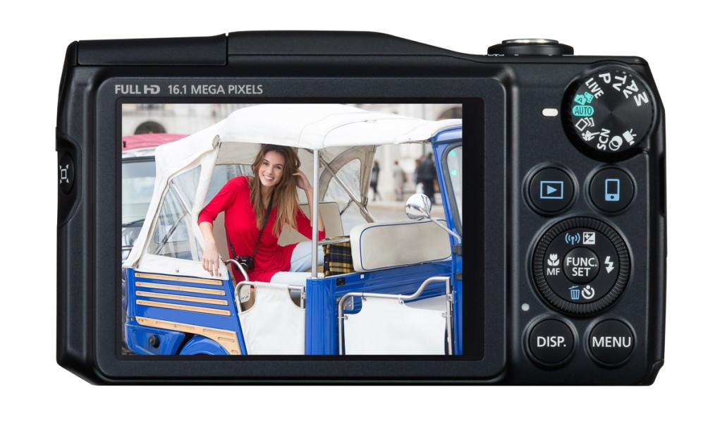PowerShot SX700 HS3