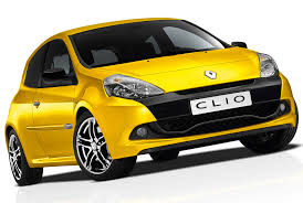 Renault Clio RS – Baltimaade aasta sportauto 2014