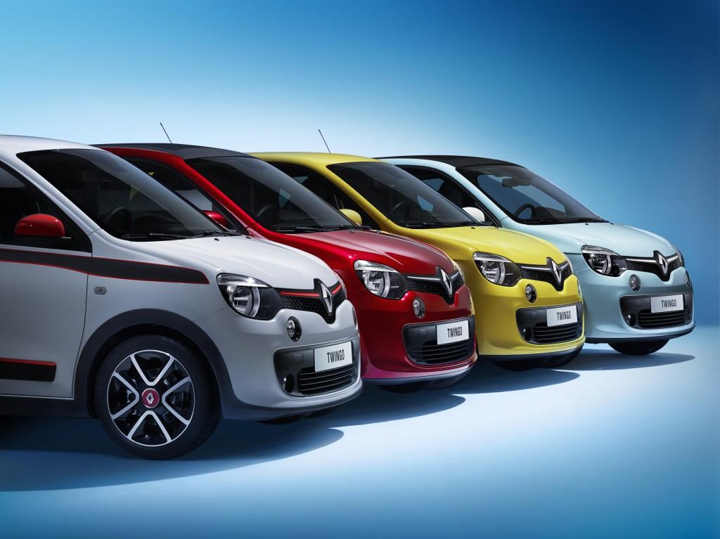 Renault avalikustas uue Twingo