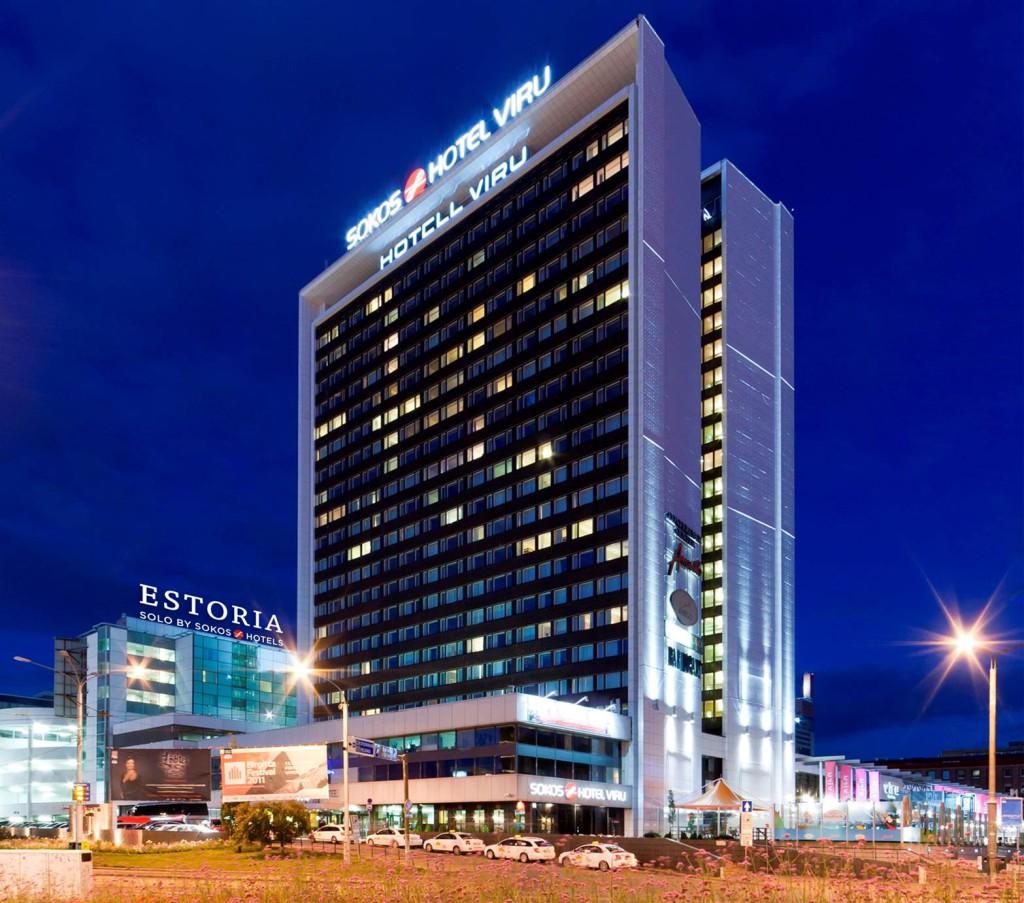Uus äriklassi hotell Solo Sokos Hotel Estoria avab uksed aprilli alguses Tallinna linnasüdames