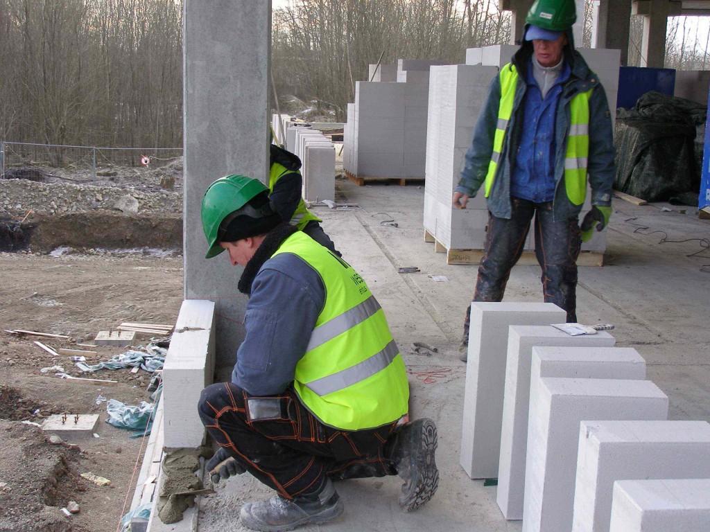 Eesti suurimat olmehoonet ehitatakse Roclite plokist