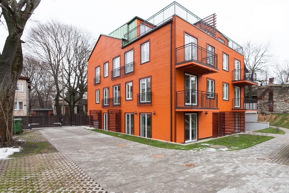 Eestis valmis esimene sertifitseeritud elamu