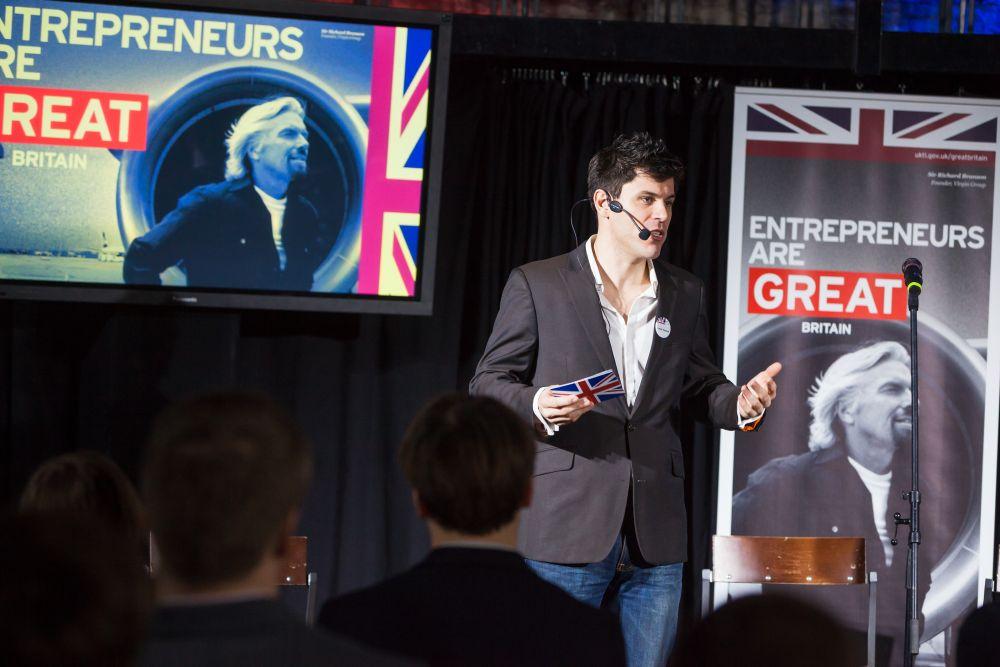 GALERII! Suurbritannia tippettevõtjad otsisid Eestist edukaid start-uppe