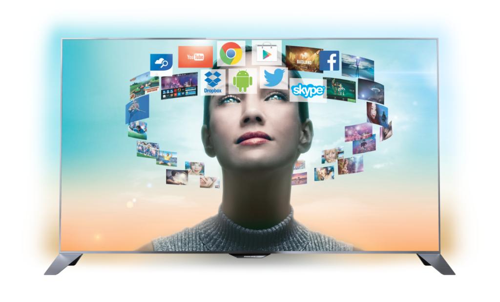 TP Vision toob Euroopasse esimesed AndroidTM-ga telerid pakkudes superkiiret ja ladusad telerikogemust