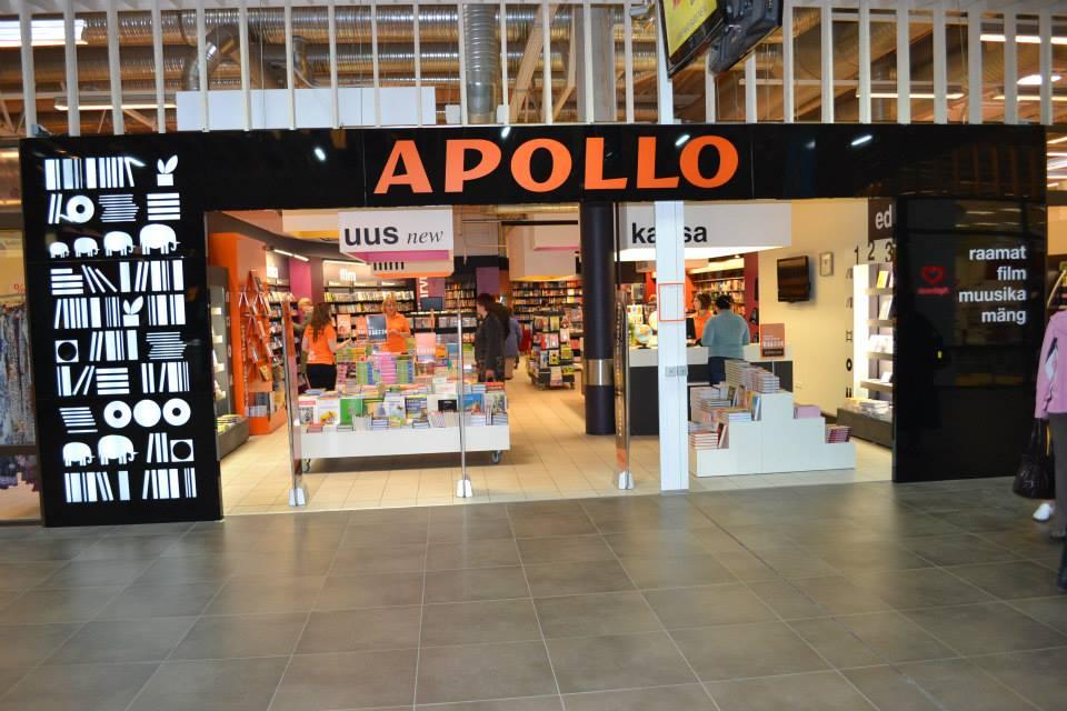 Apollo kasvatas jõuliselt mängude müüki