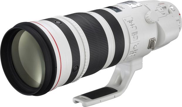 EF 200–400 mm f4L IS USM Extender 1,4x
