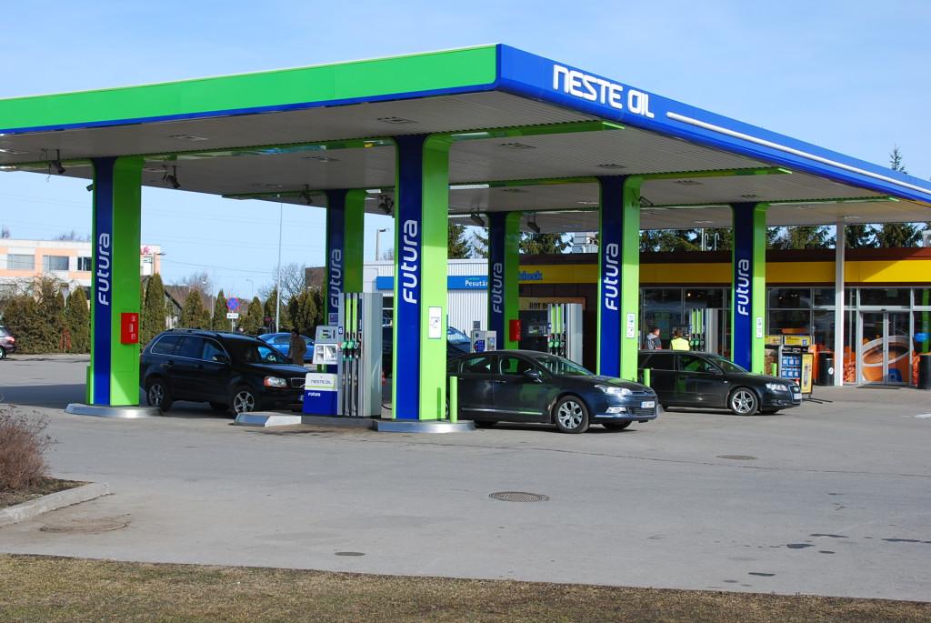 Neste Oil alustab uuenenud Neste Futura kütuse müüki