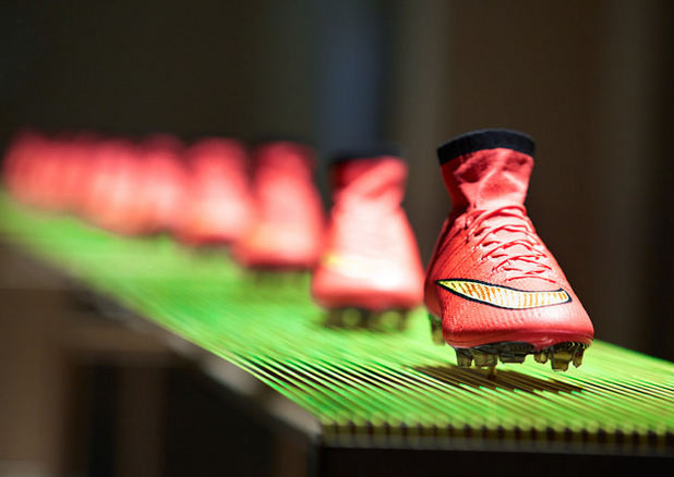 Nike teeb uue Mercurial Superfly jalatsiga jalgpallis revolutsiooni