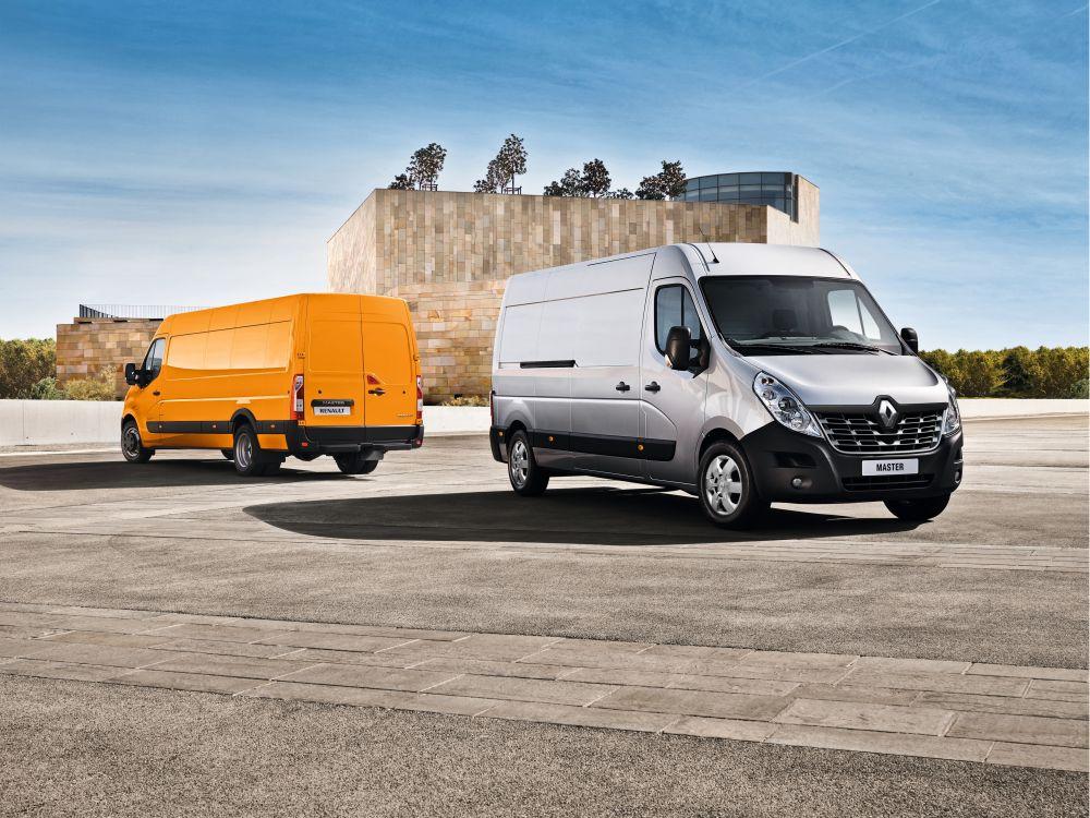 Eestis tuleb uus Renault Master müügile septembris