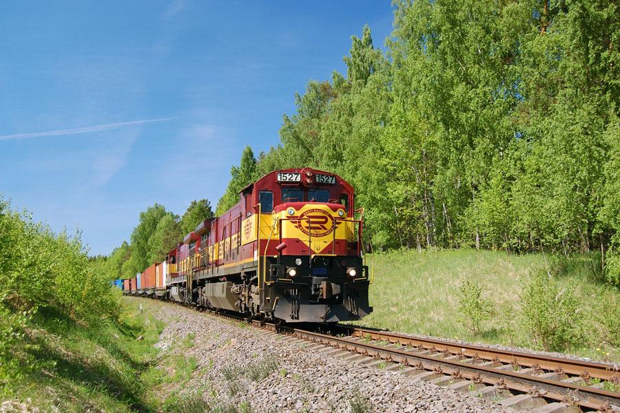 EVR Cargo kaubaveomaht kasvas märtsis