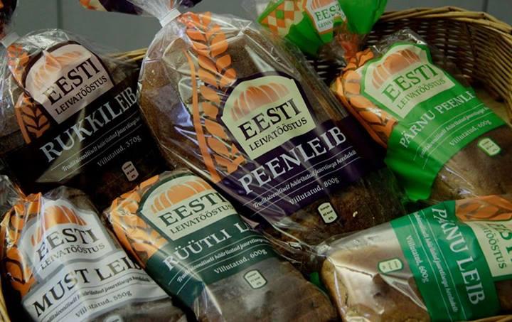 Eesti Maitse päritolu-ja kvaliteedimärgi kandmise õiguse sai kolm Eesti Leivatööstuse toodet