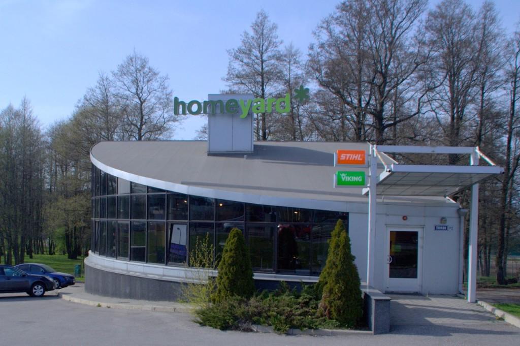 Homeyard avas Tallinnas uue kaupluse