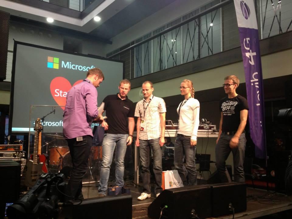 AgileWorks_software_development_Garage48_winner