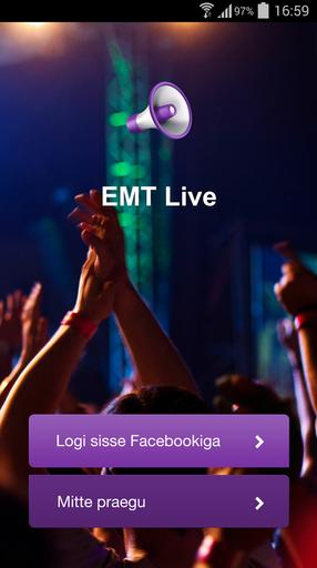 Laulu- ja tantsupeo tuletulemist kantakse üle EMT 4G võrgus