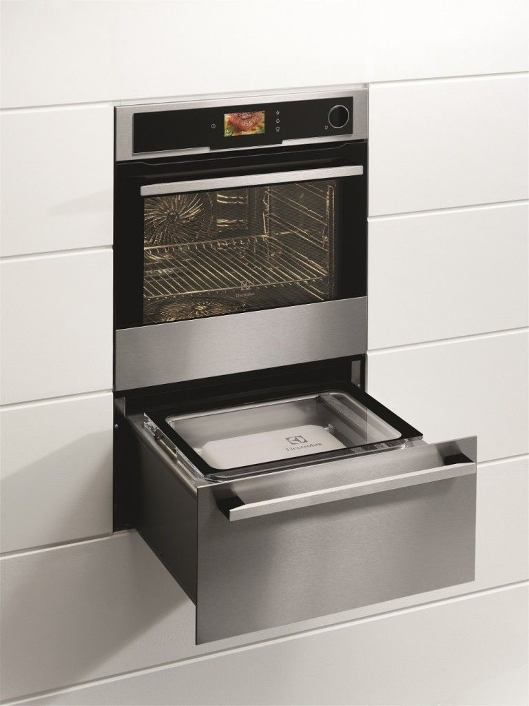 Electrolux toob sous-vide-toiduvalmistamise meetodi kodukasutajani