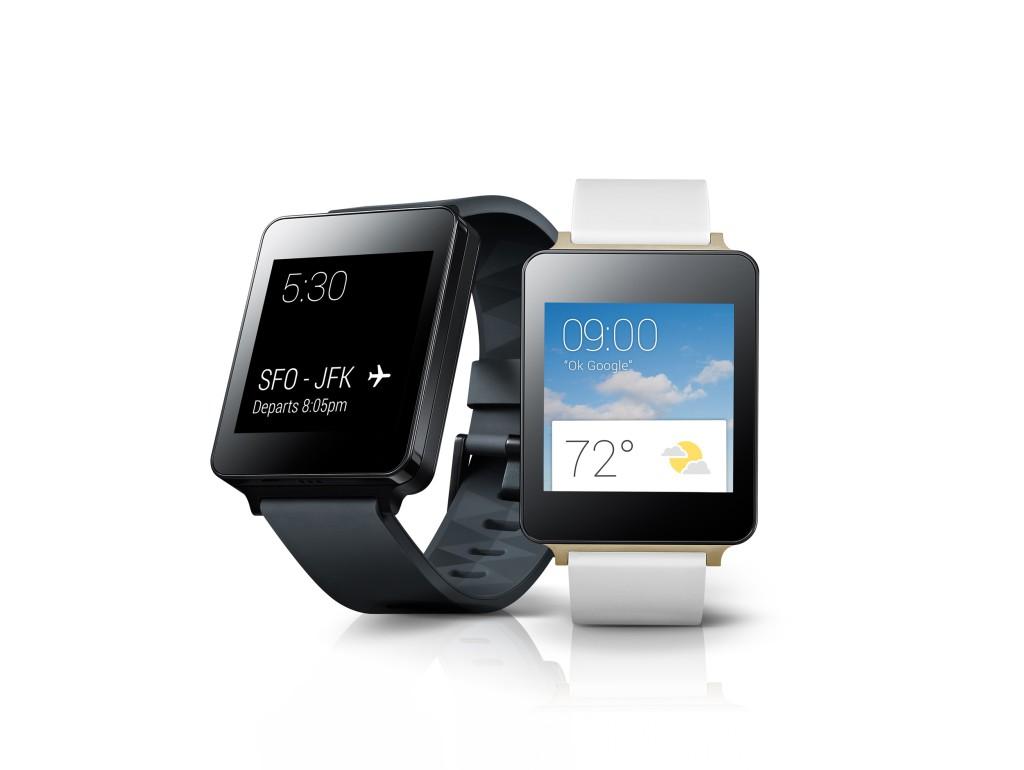 LG tutvustab esimest Android Wear operatsioonisüsteemiga toodet