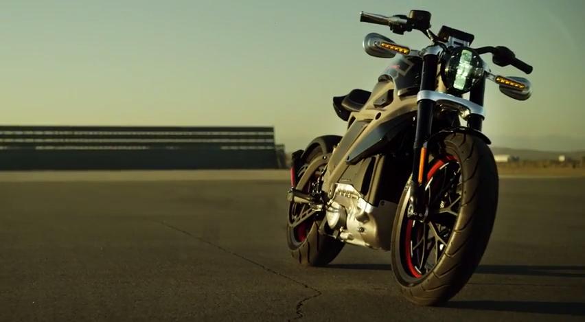 Harley-Davidson esitleb esimest elektrimootorratast