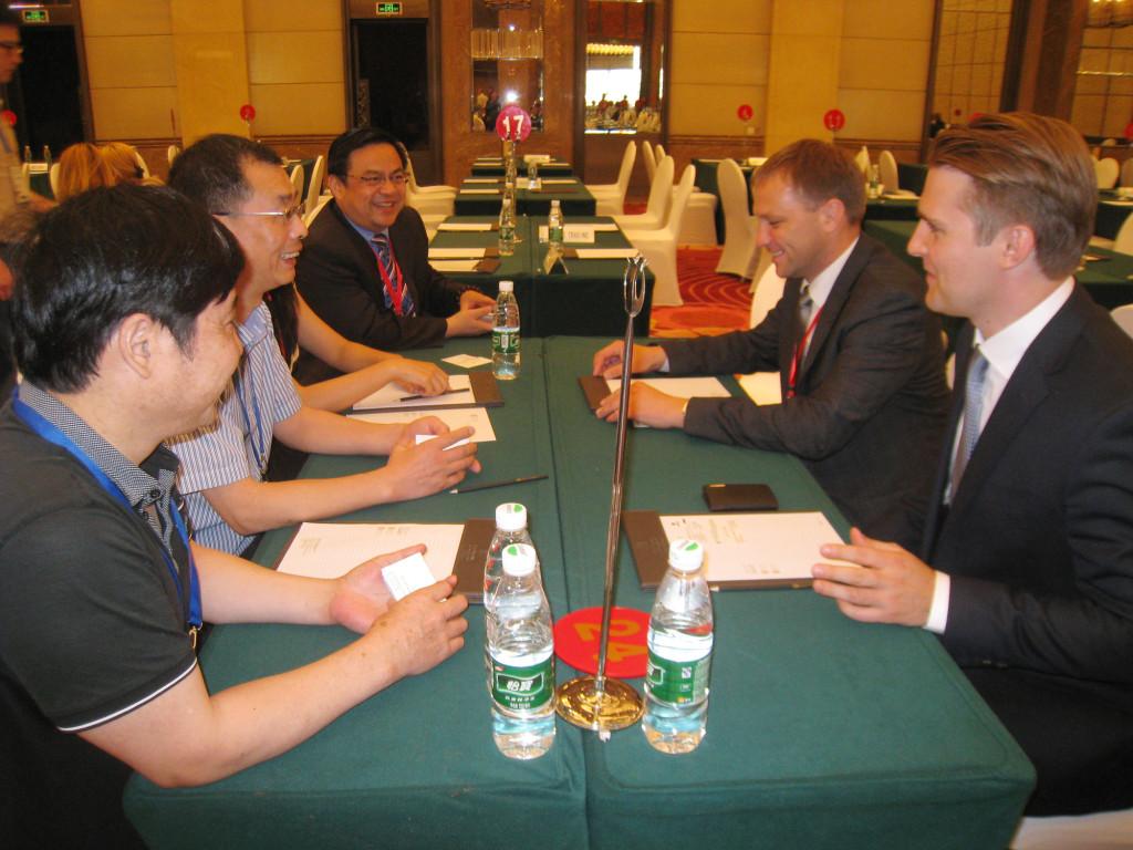Eesti ettevõtjad peavad Hiina turgu atraktiivseks