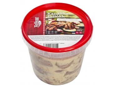 Tallegg – enim osteti jaaninädalal jogurtišašlõkki suures ämbris