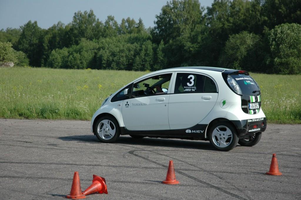 Mitsubishi i-MiEV on Eesti kõige säästlikum auto