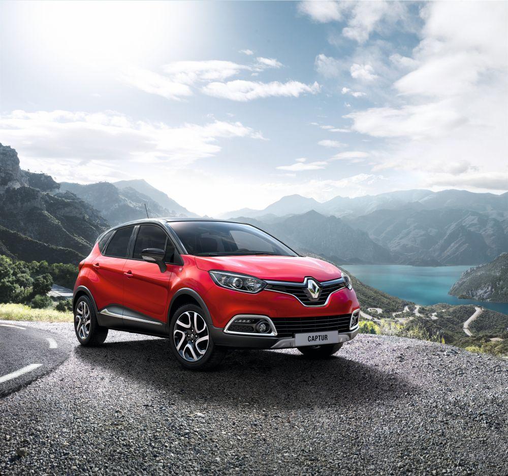 Renault tuleb välja Capturi erimudeliga Helly Hansen