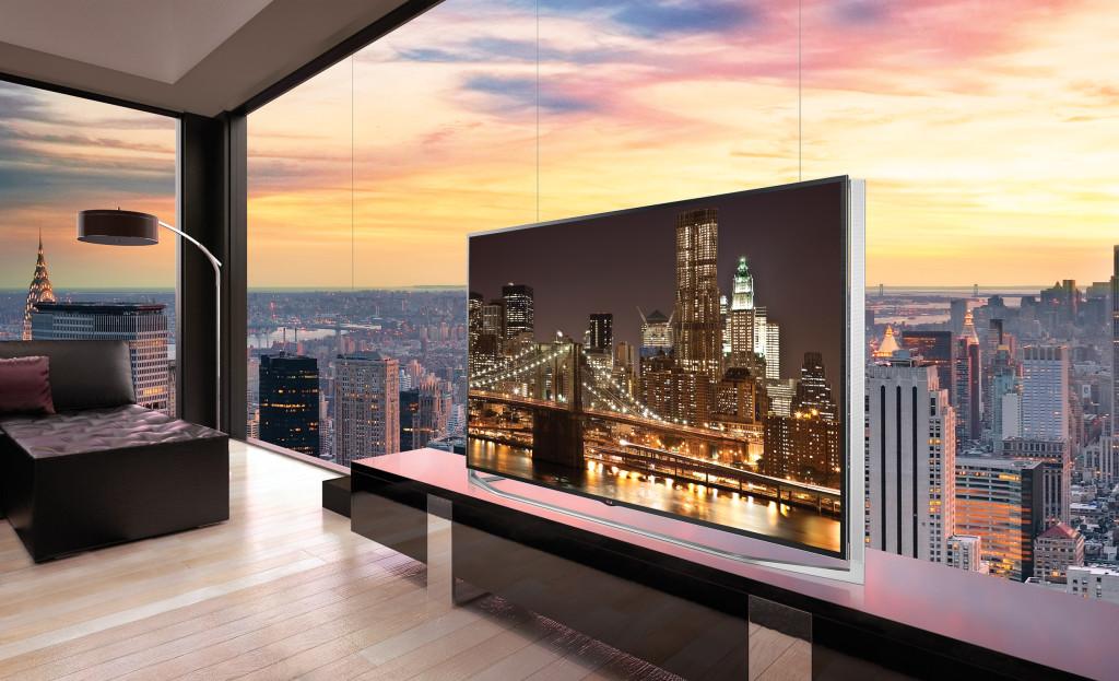 LG avalikustas uue ULTRA HD telerite sarja
