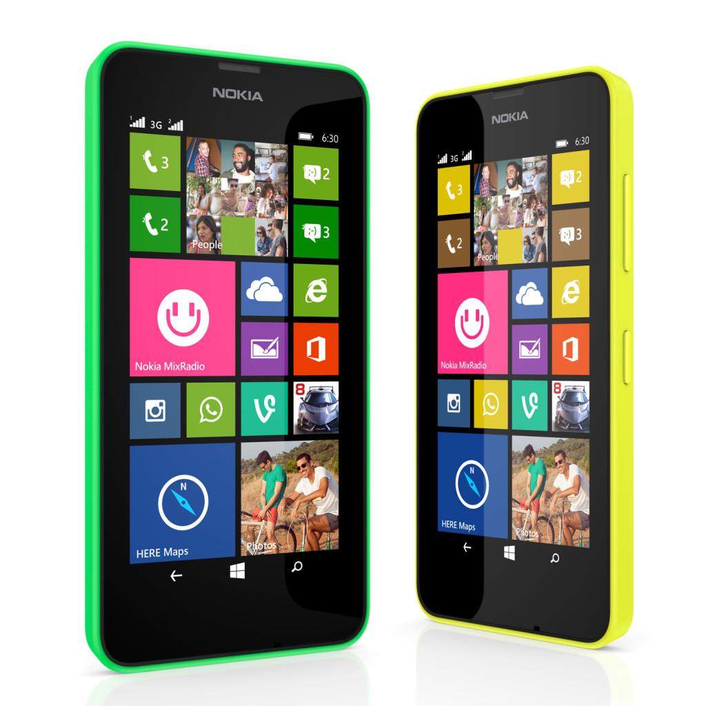 Esimene Nokia Lumia 2 SIM ja WP 8.1 nutitelefon jõudis Eestisse