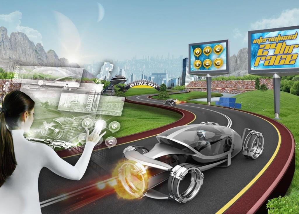 Dunlop kavandab koostöös võidusõiduautode disaineriga tulevikuauto
