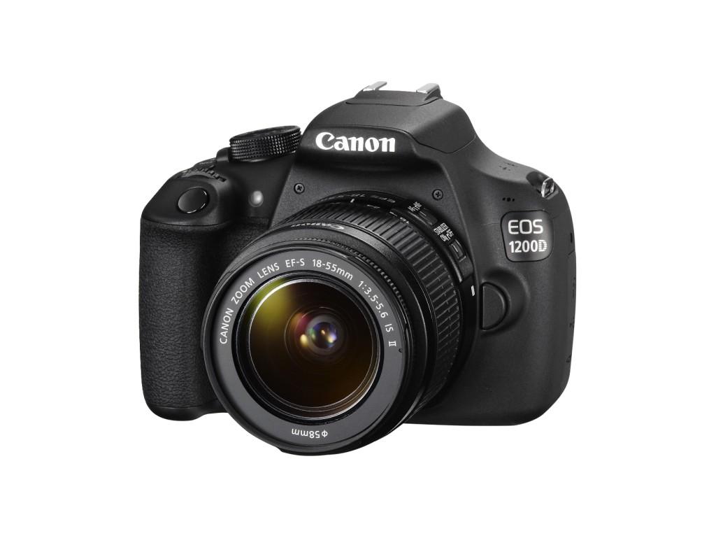Canoni EOS 1200D fotokaamera ja Legria Mini X videokaamera pälvisid EISA tunnustuse