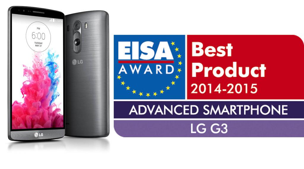 LG OLED teler sai kolmandat aastat järjest EISA autasu