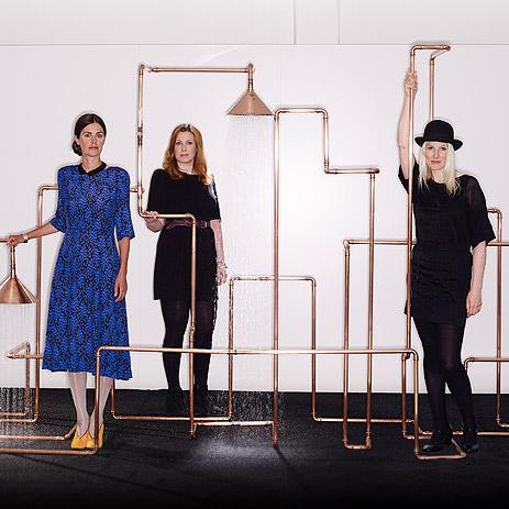 Hansgrohe võitis Red Dot 2014 disainiauhinna