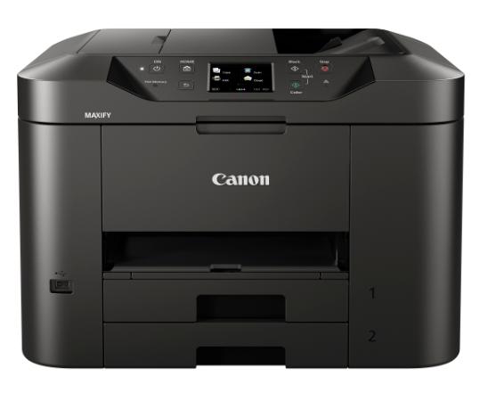 Canon toob turule väikeettevõtetele mõeldud tindiprinterite sarja
