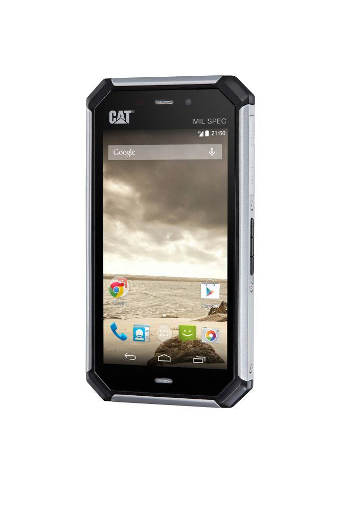 Eestis tuleb müügile uus erilistes tingimustes vastupidav nutitelefon Cat S50