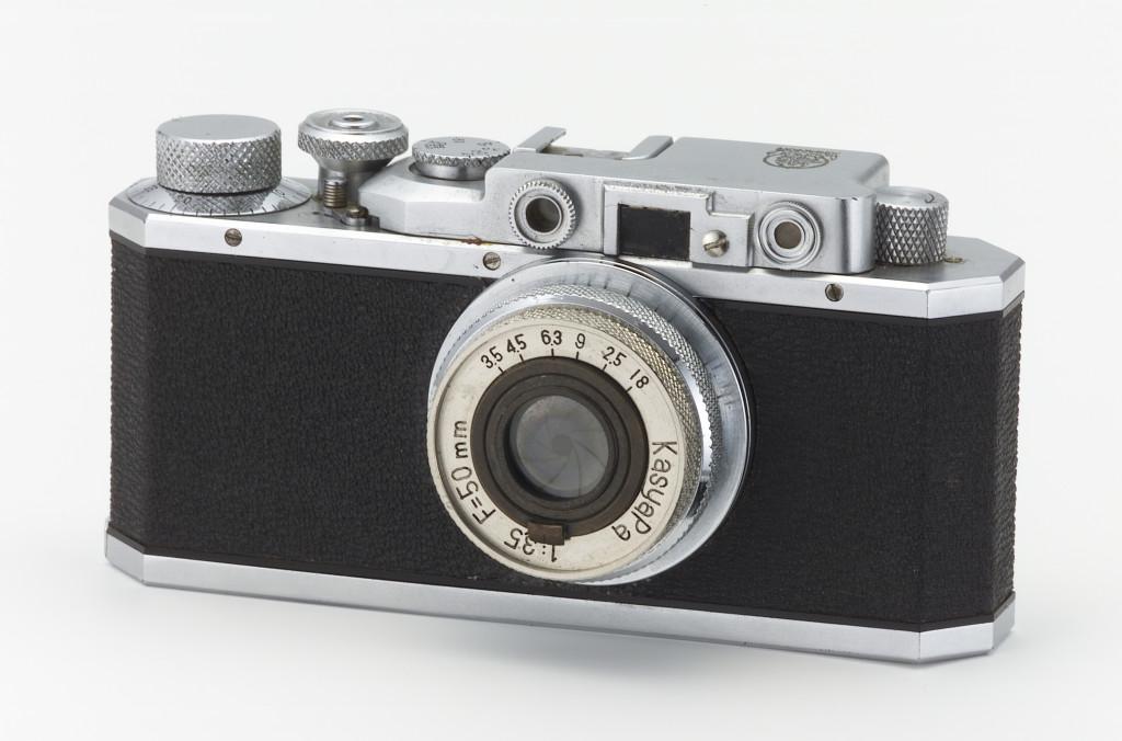 Canon tähistab oma kõige esimese kaamera – Kwanoni – 80. sünnipäeva