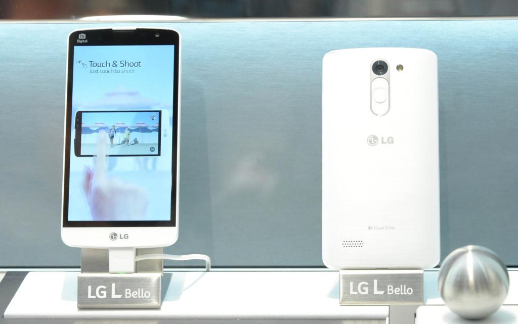 LG alustab uute L-Seeria nutitelefonide müüki