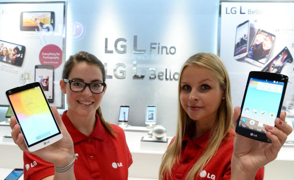 LG L FINO L BELLO at IFA 2014 02