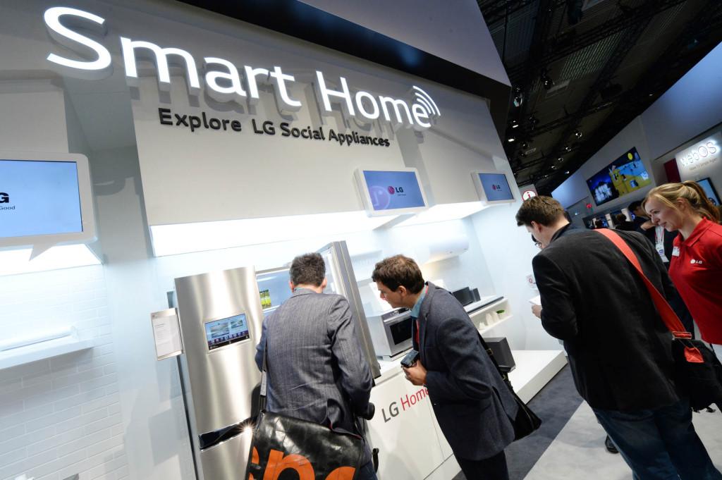 LG tutvustas IFA 2014 tehnoloogiamessil täielikult integreeritud nutika kodu kontseptsiooni