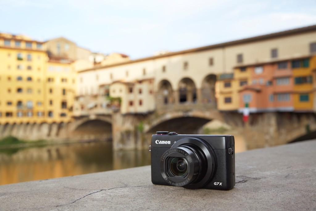 Kõigi aegade kõige võimsam Canon PowerShot G7 X