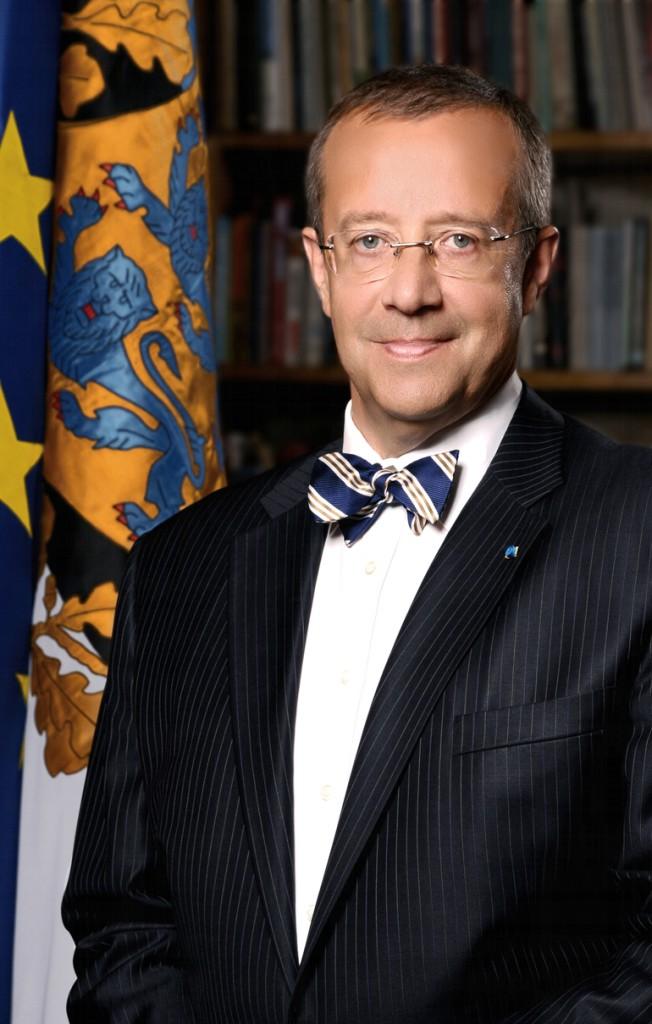 Ilves tunnustas USA-s ettevõtlikke Eesti noori