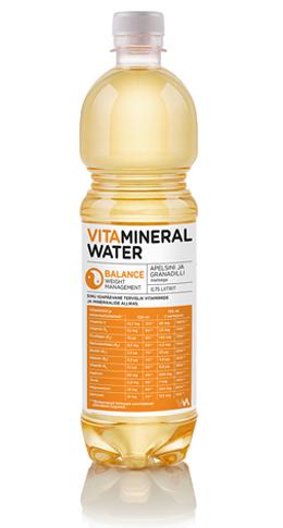 Vitaminerali joogisarja lisandus uus maitse
