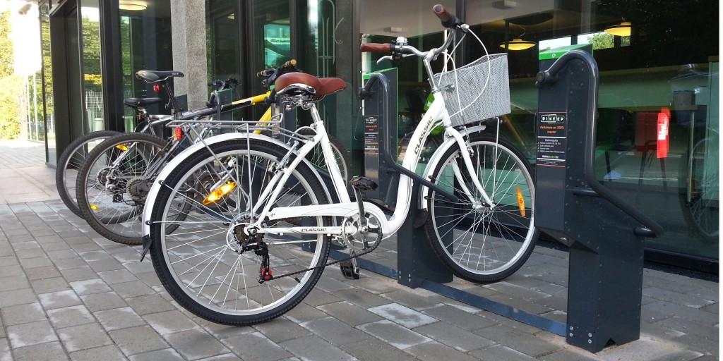 Jalgratta parkimise lahendusi pakkuv Bikeep kaasas 100 000 € investeeringu