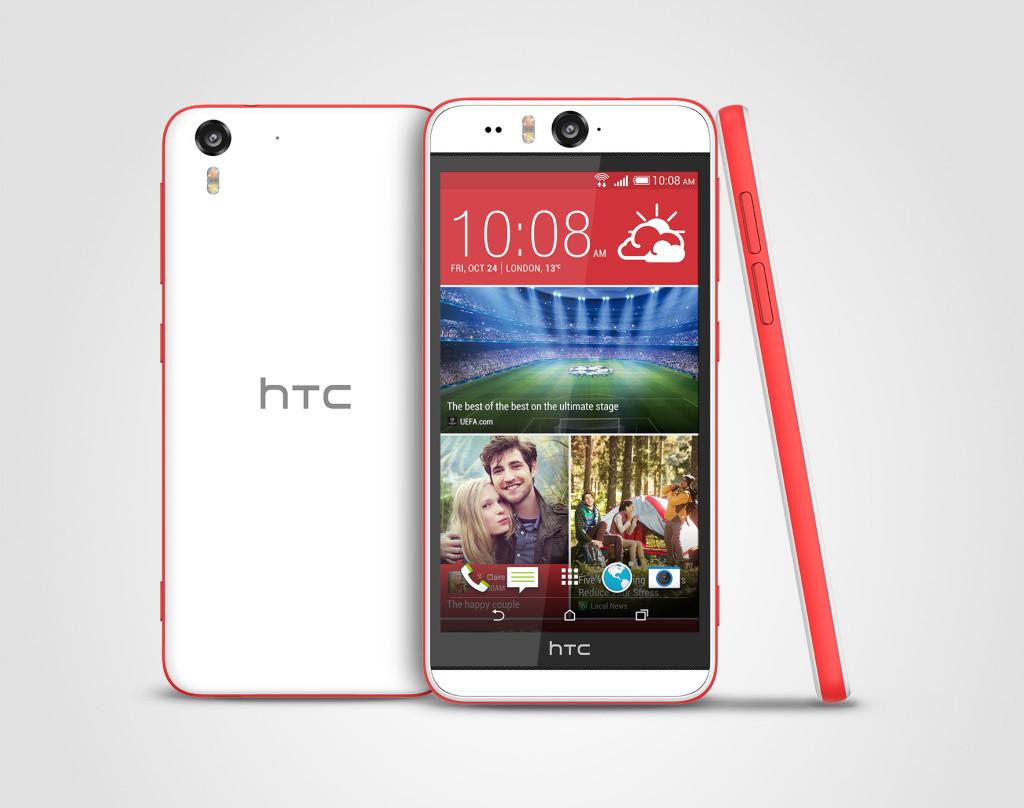 HTC tõi turule selfie-telefoni ja nutika action-kaamera
