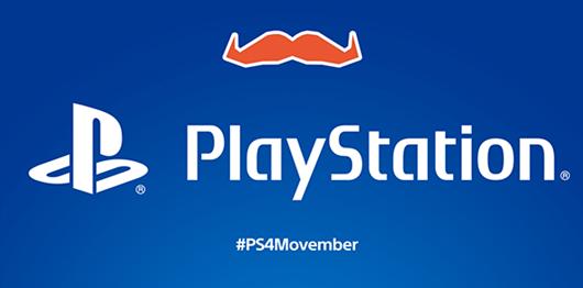 Terves maailmas on kampaania Movember partneriks PlayStation®