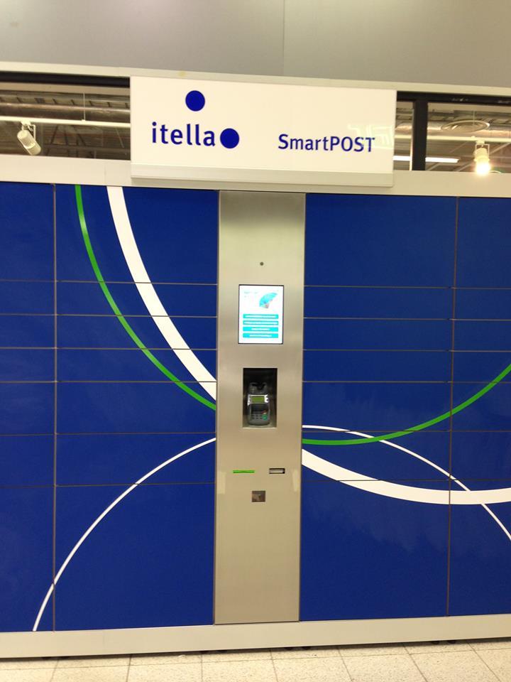 SmartPOST loob klientidele mugavaid võimalusi