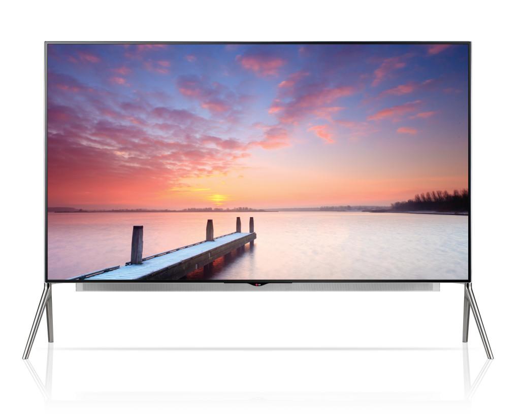 Detsembris tuleb Eestis müügile hiigelsuur 98-tolline LG Ultra HD teler