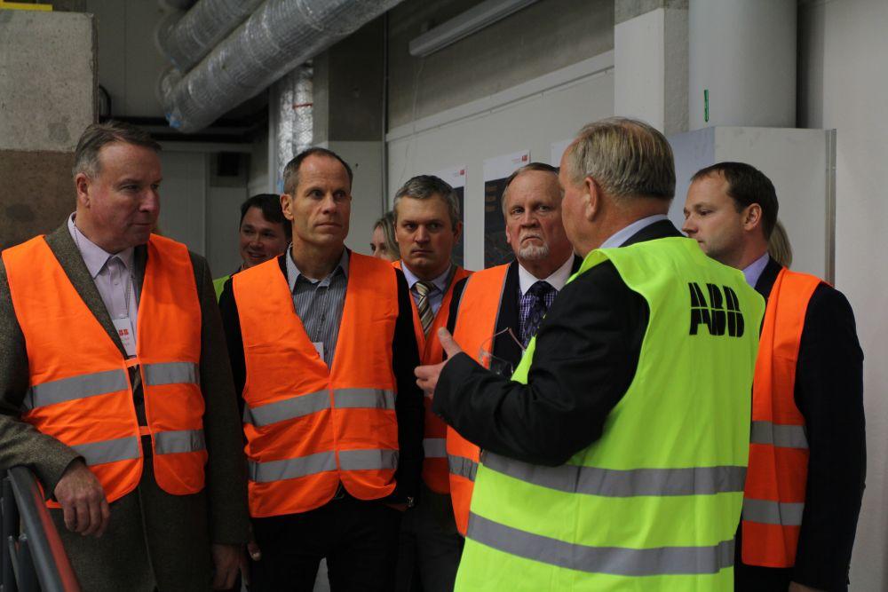 Majanduskomisjon külastas ABBd