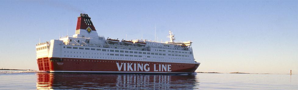 Esimesed 9 kuud tõid Viking Line'ile resijate kasvu