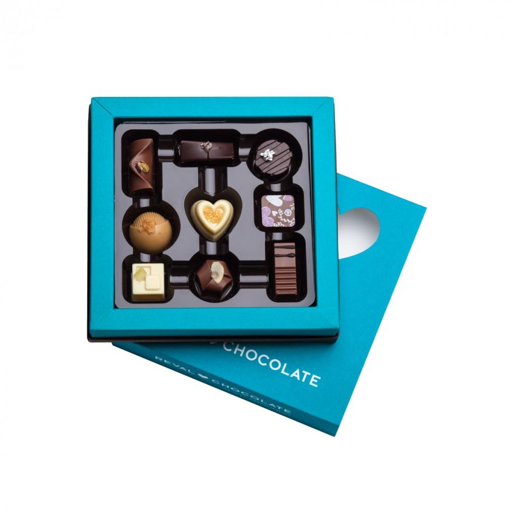 Uued Reval Chocolate trühvlid üllatavad luksšokolaadiga