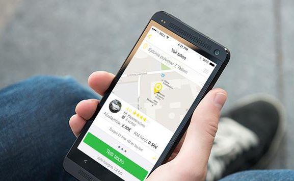 Ajujahi aasta areneja 2014 on Taxify