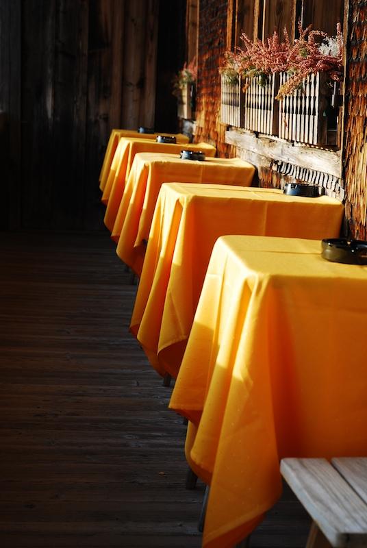 Pärnu linn paneb restoranide nädalale õla alla